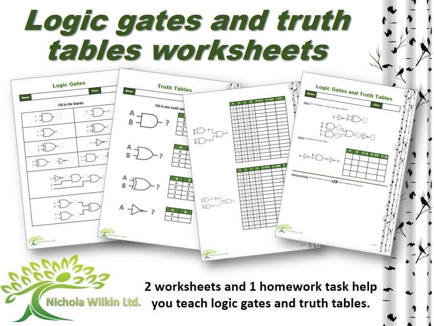 Truth Table Worksheet with Answers as Well as Truth Table Worksheet A5df9e312a9b Battk