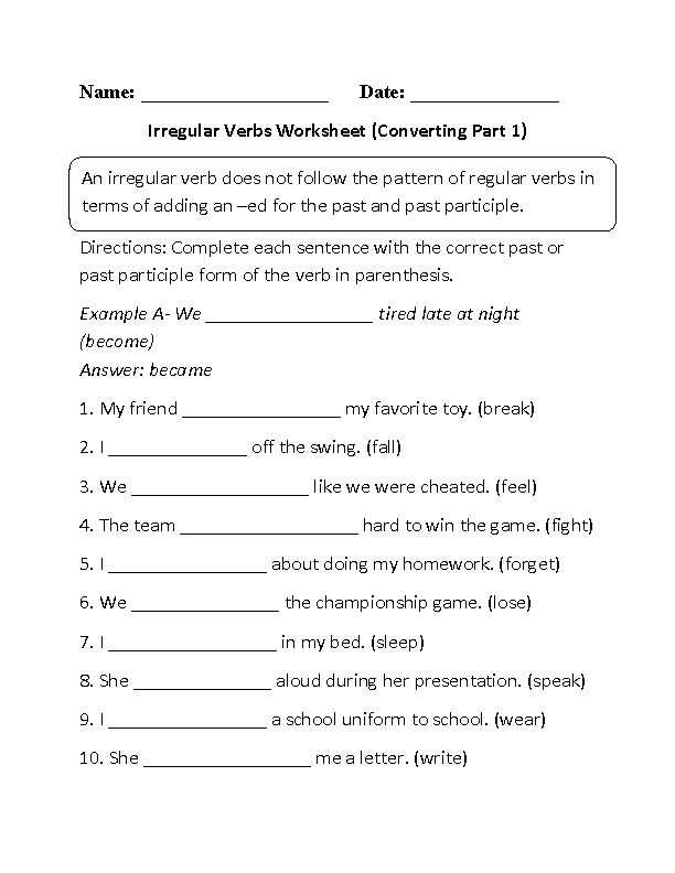 Verb Worksheets 2nd Grade as Well as 91 Best Verbs Images On Pinterest