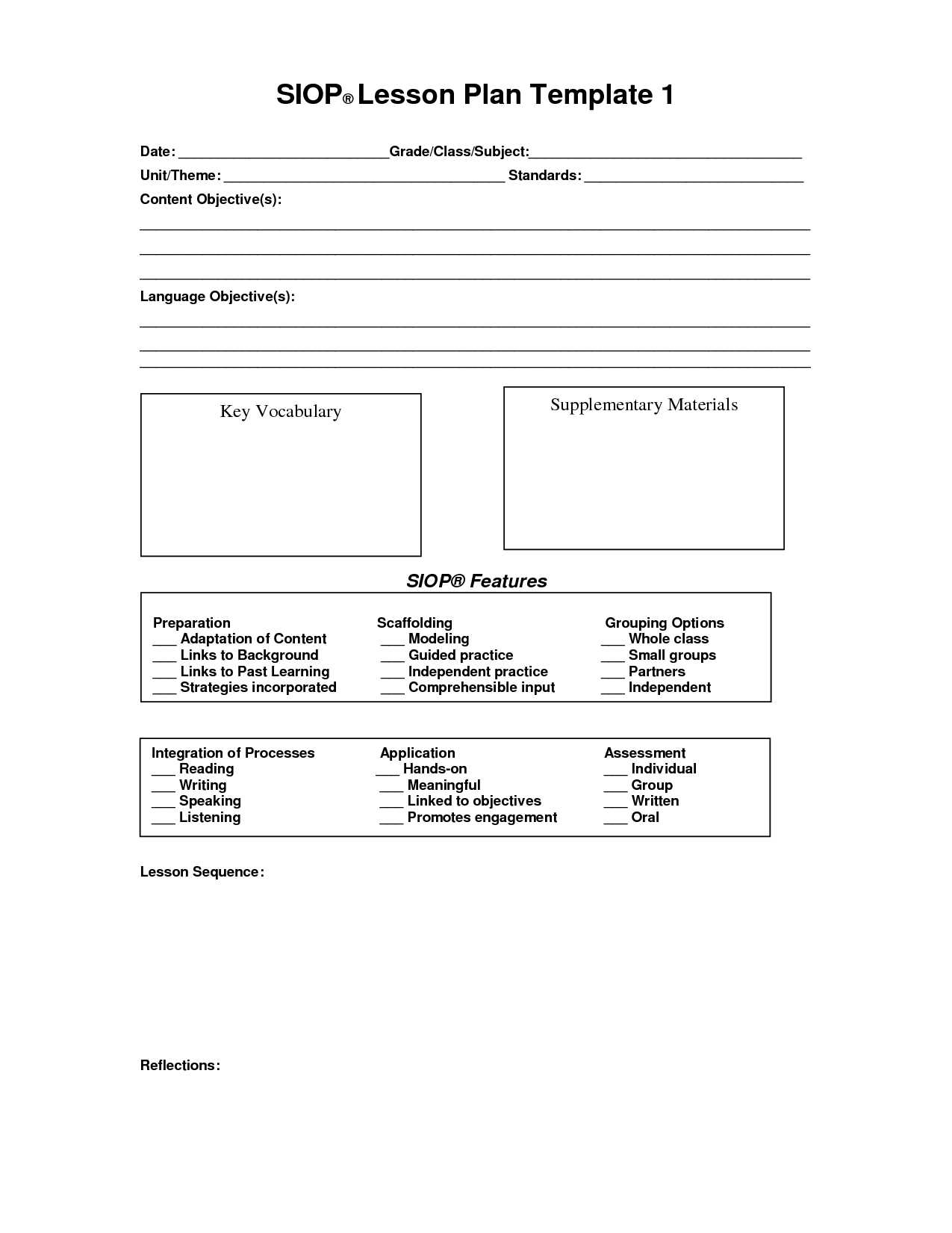 Virtual Lab Dna and Genes Worksheet or Siop Lesson Plan Template 1 Rptf7wvy Science Pinterest