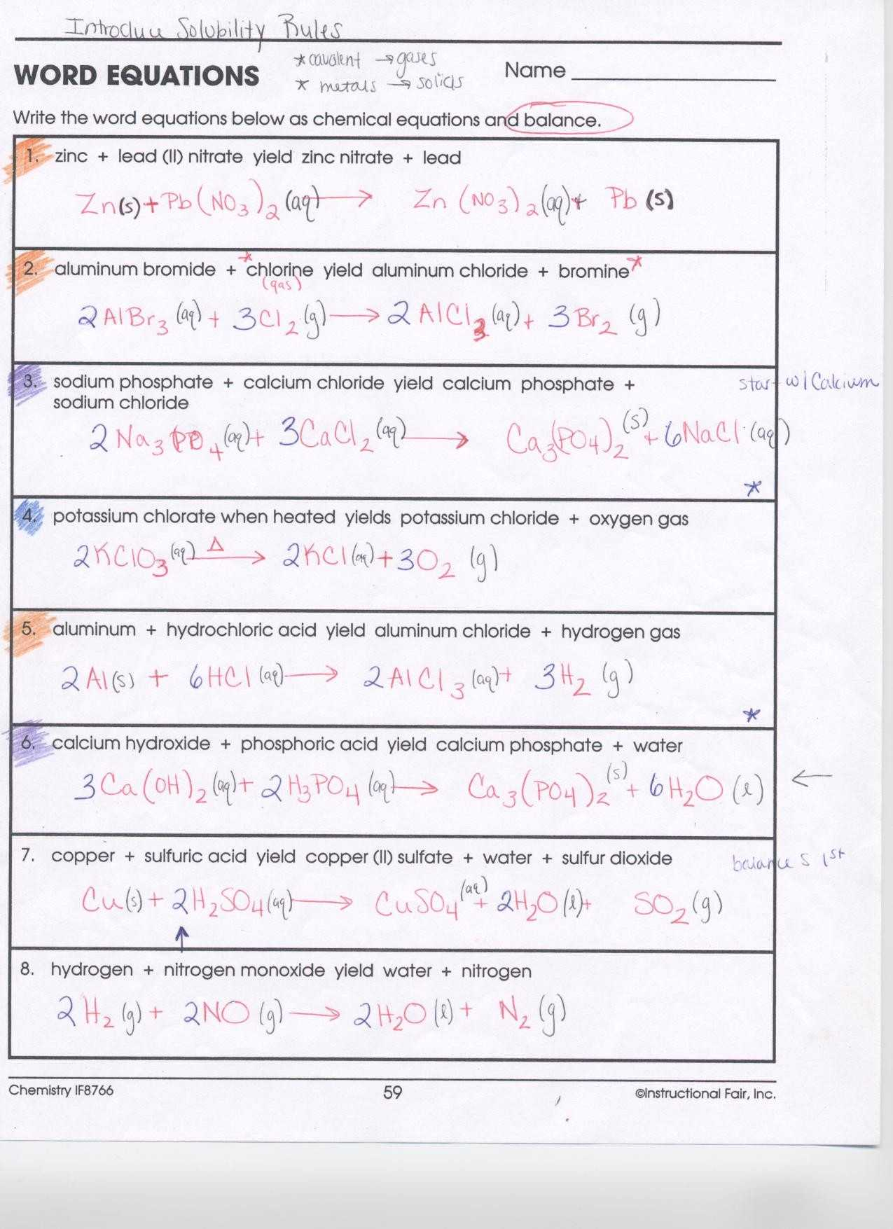 Wave Review Worksheet Answers Also Wave Calculations Worksheet Gallery Worksheet Math for Kids