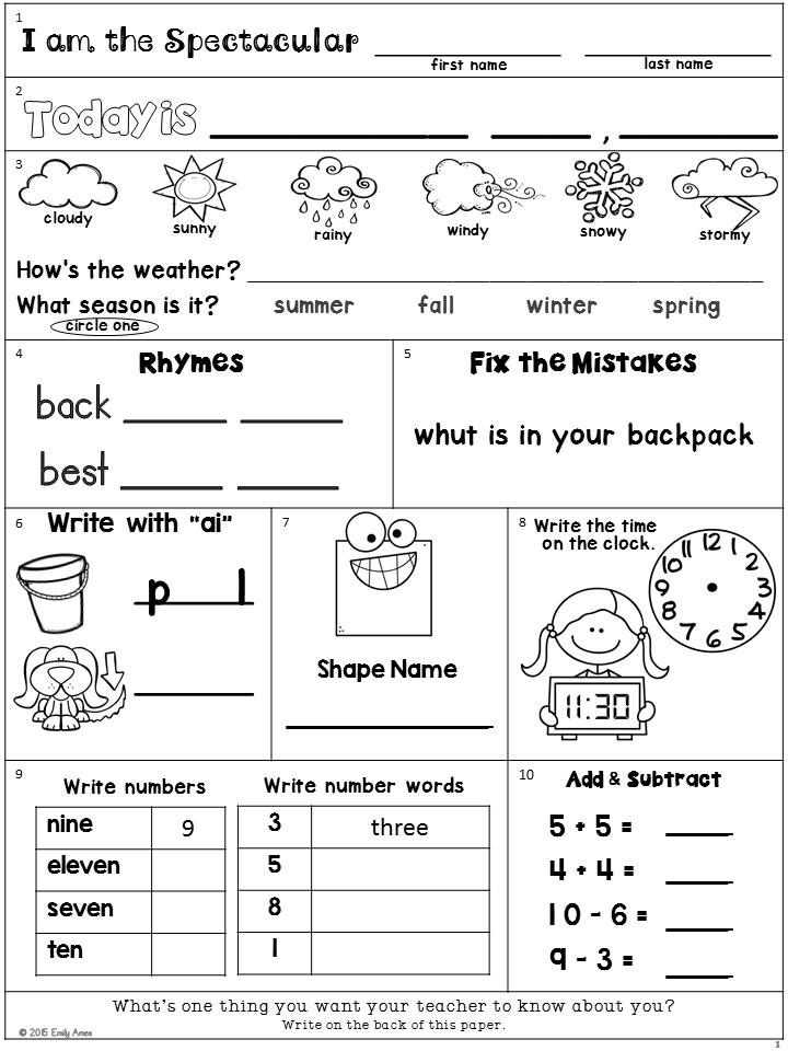 Weather Worksheets for 1st Grade or 8017 Best Printables Images On Pinterest