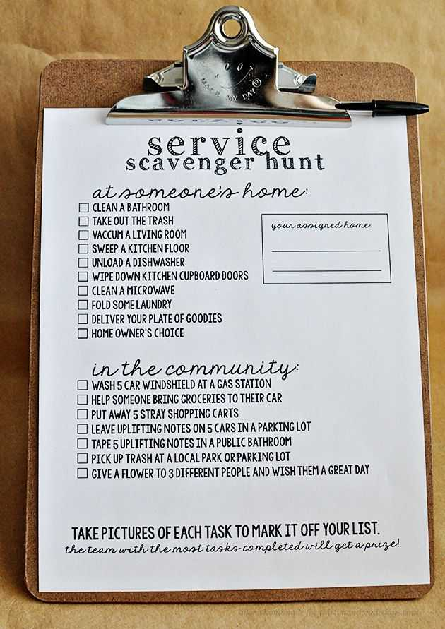 Youth Group Worksheets as Well as 21 Best Service Scavenger Hunt Images On Pinterest