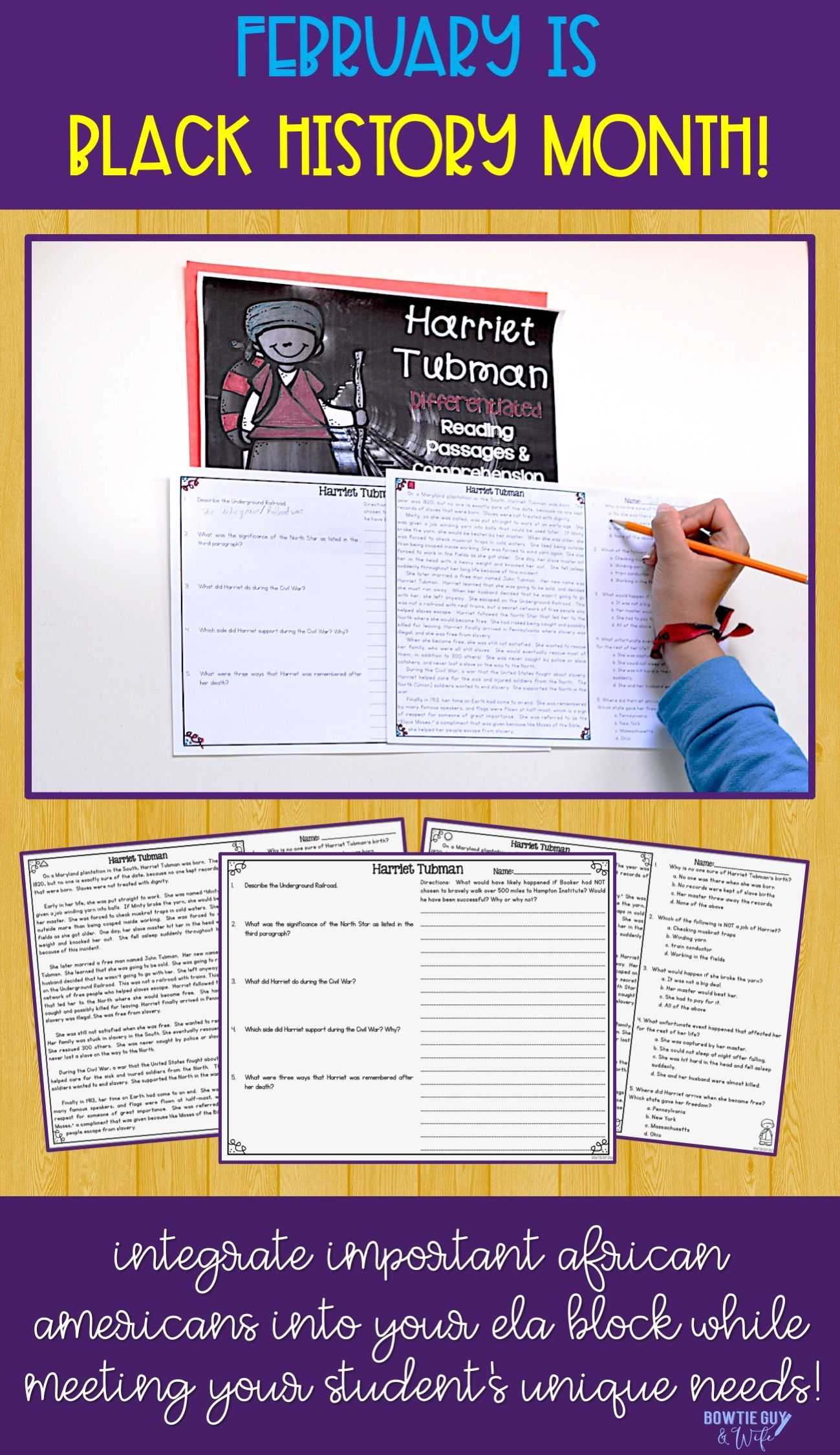 American Civil War Reading Comprehension Worksheet Answers