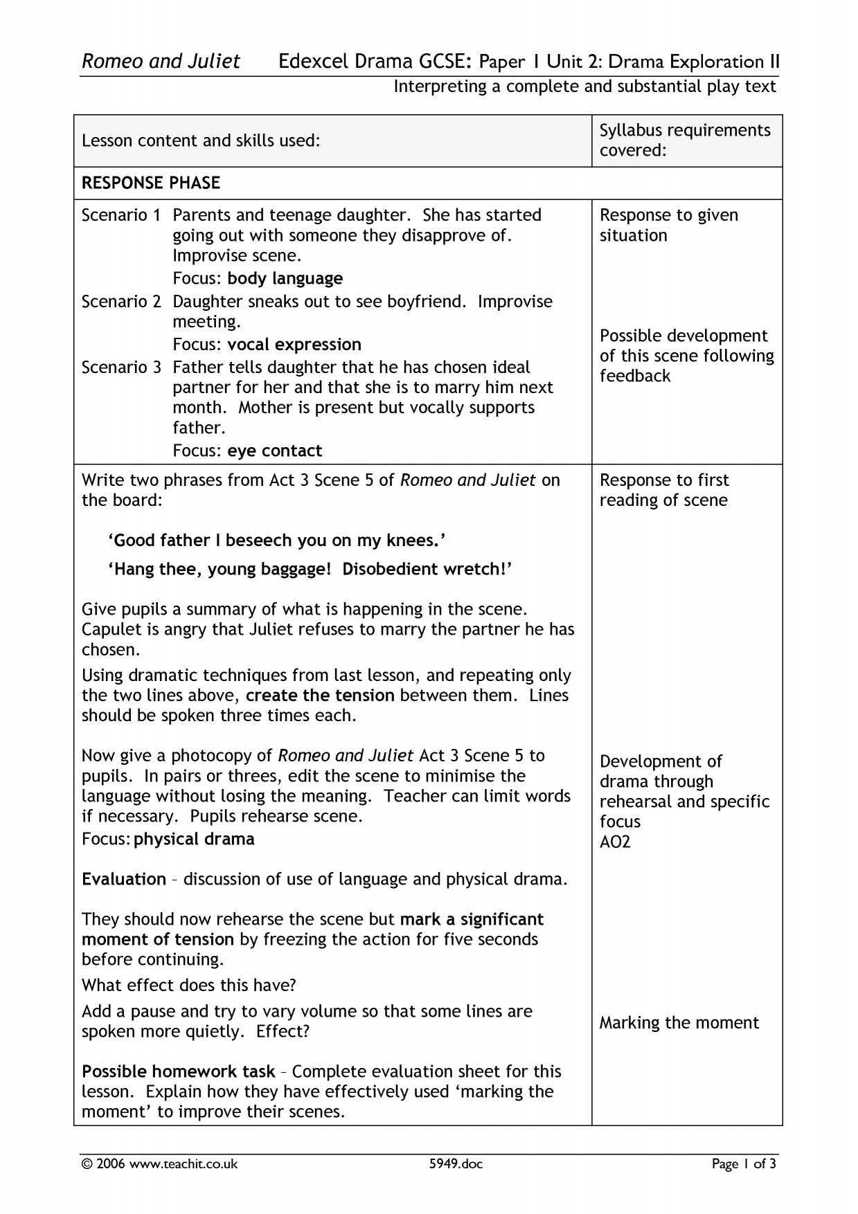 Avatar Movie Lesson Plan Worksheets or Unit Search Results Teachit English