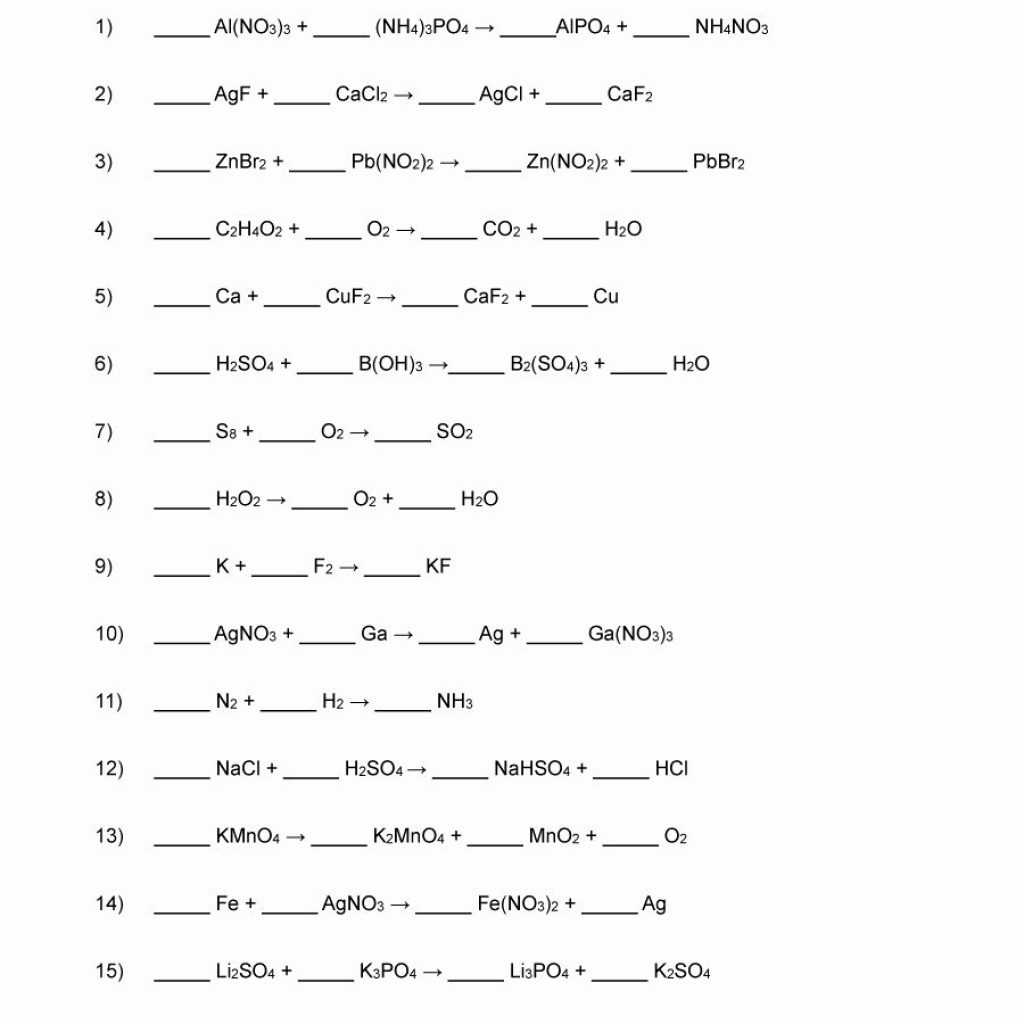 Balancing Act Worksheet Answers together with Balancing Equations Worksheet Answer Key