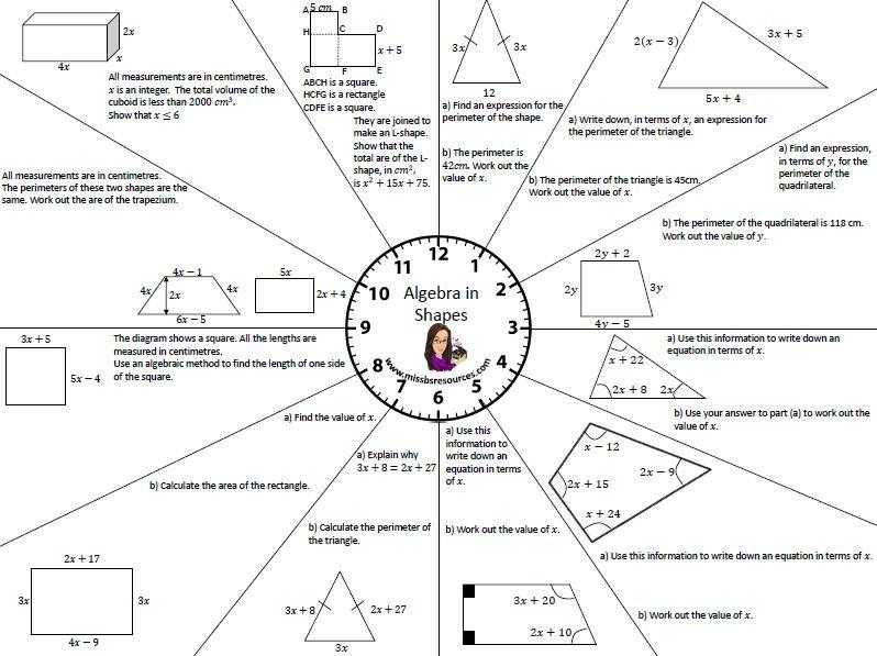 Clock Time Worksheets Along with Maths Revision Clocks