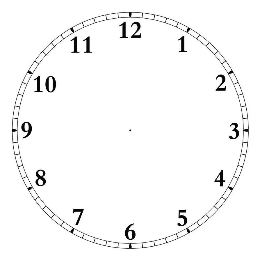 Clock Time Worksheets as Well as Clock Face 3 by Agf81 On Deviantart