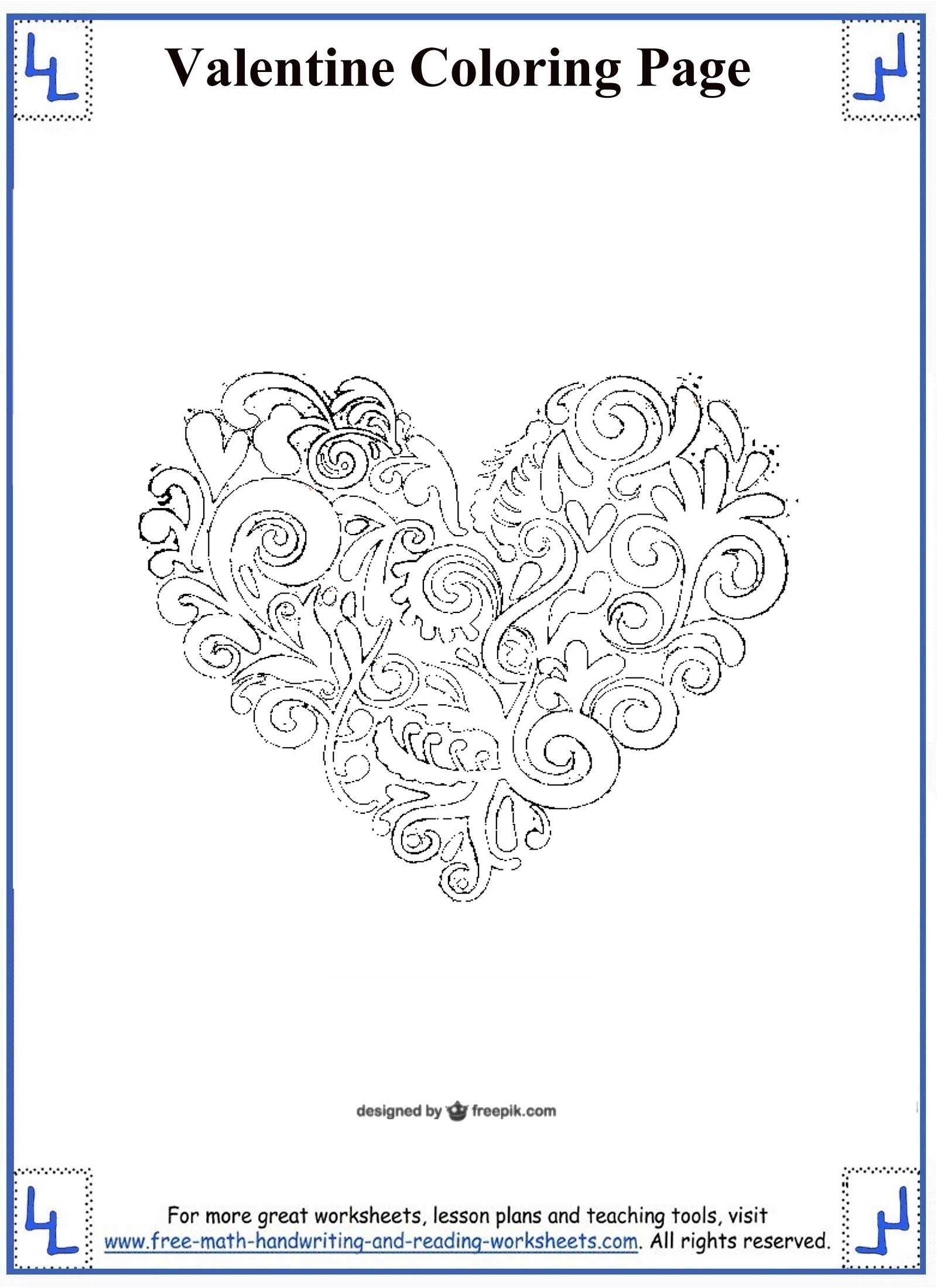 Fun Math Worksheets for Middle School Along with Additions Additions Valentine Addition Worksheets Day Coloring