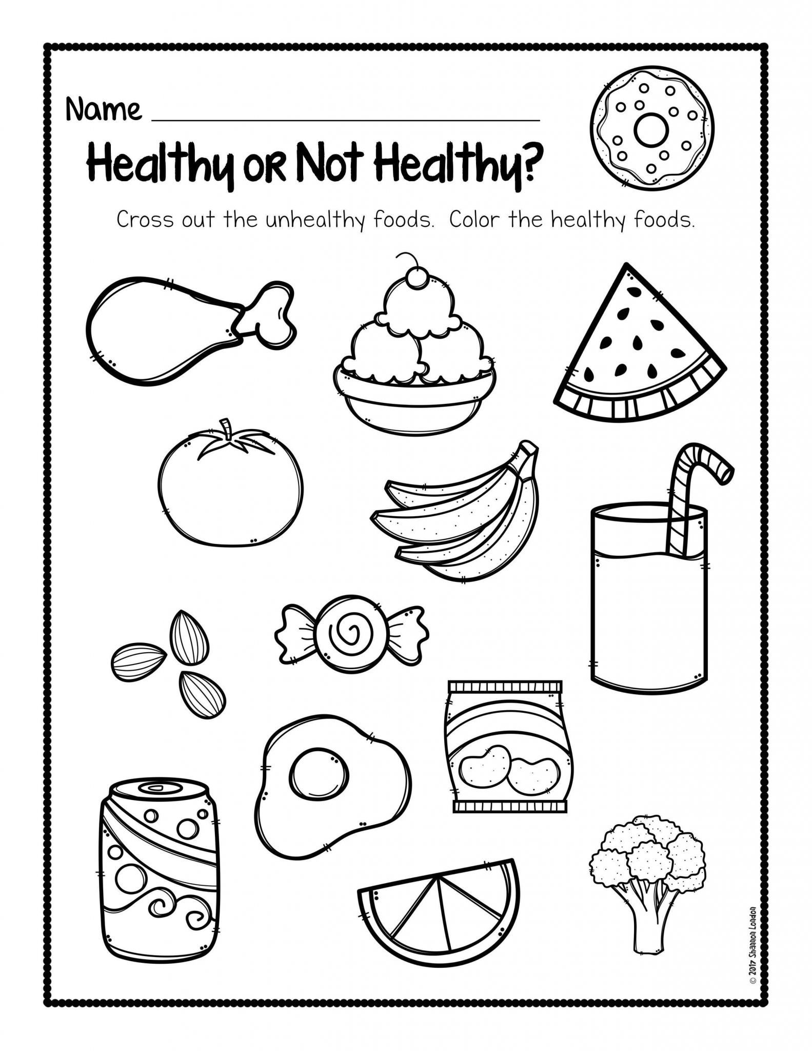 Nutrition Worksheets Pdf Along with Matheets Free Dental Health for Kindergarten Elementary Pdf Healthy