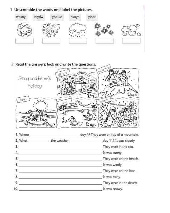Printable English Worksheets as Well as the English Cubby