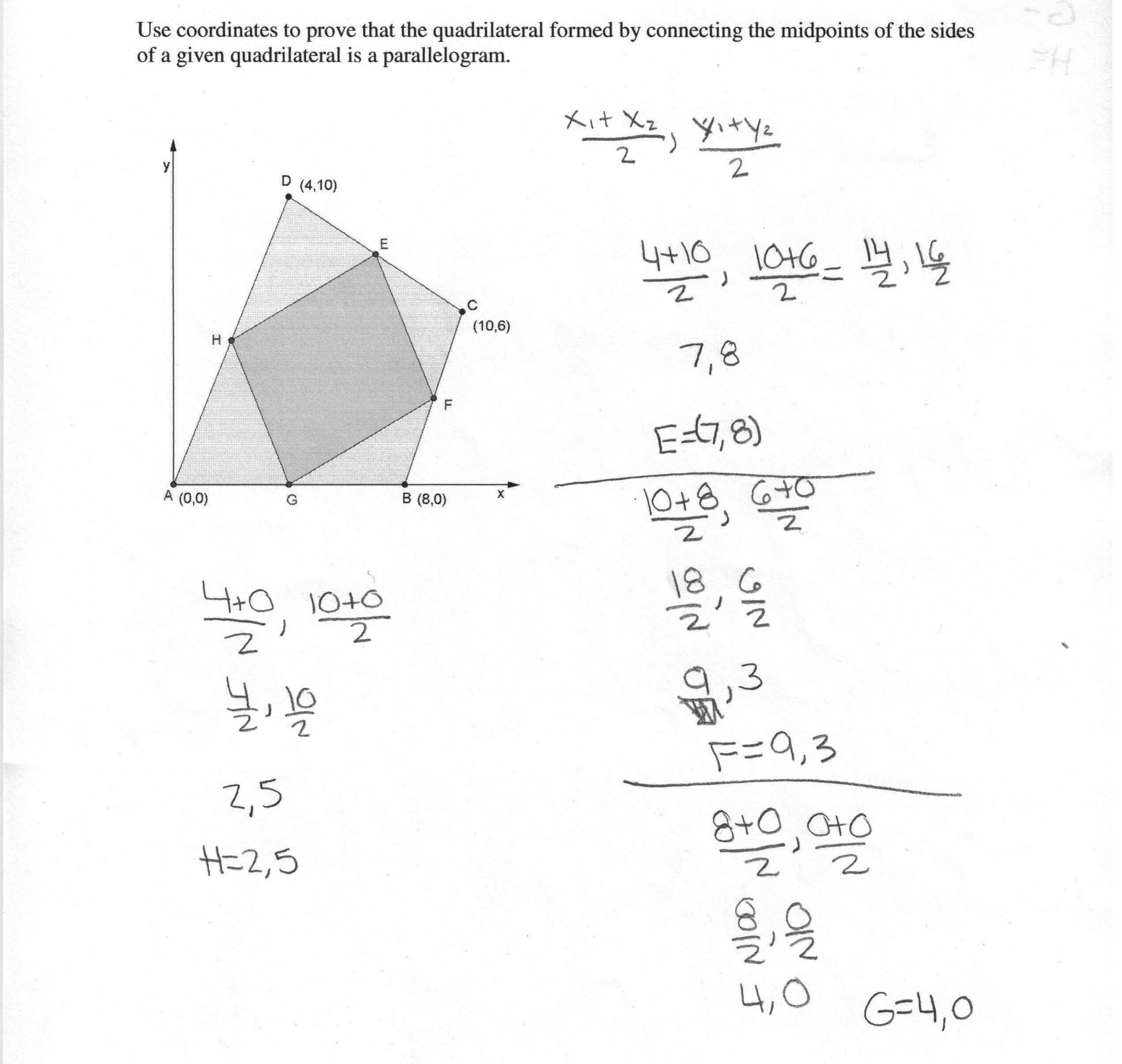 Proving Parallel Lines Worksheet with Answers Also 14 New Cpctc Proofs Worksheet with Answers Graph