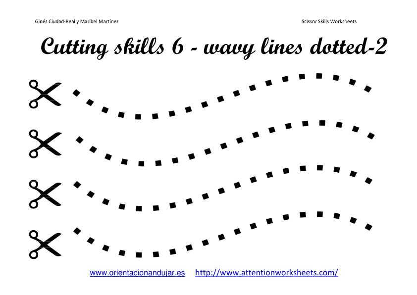 Shapes Worksheets for Preschool together with Cutting Skills Printables Worksheets Collection