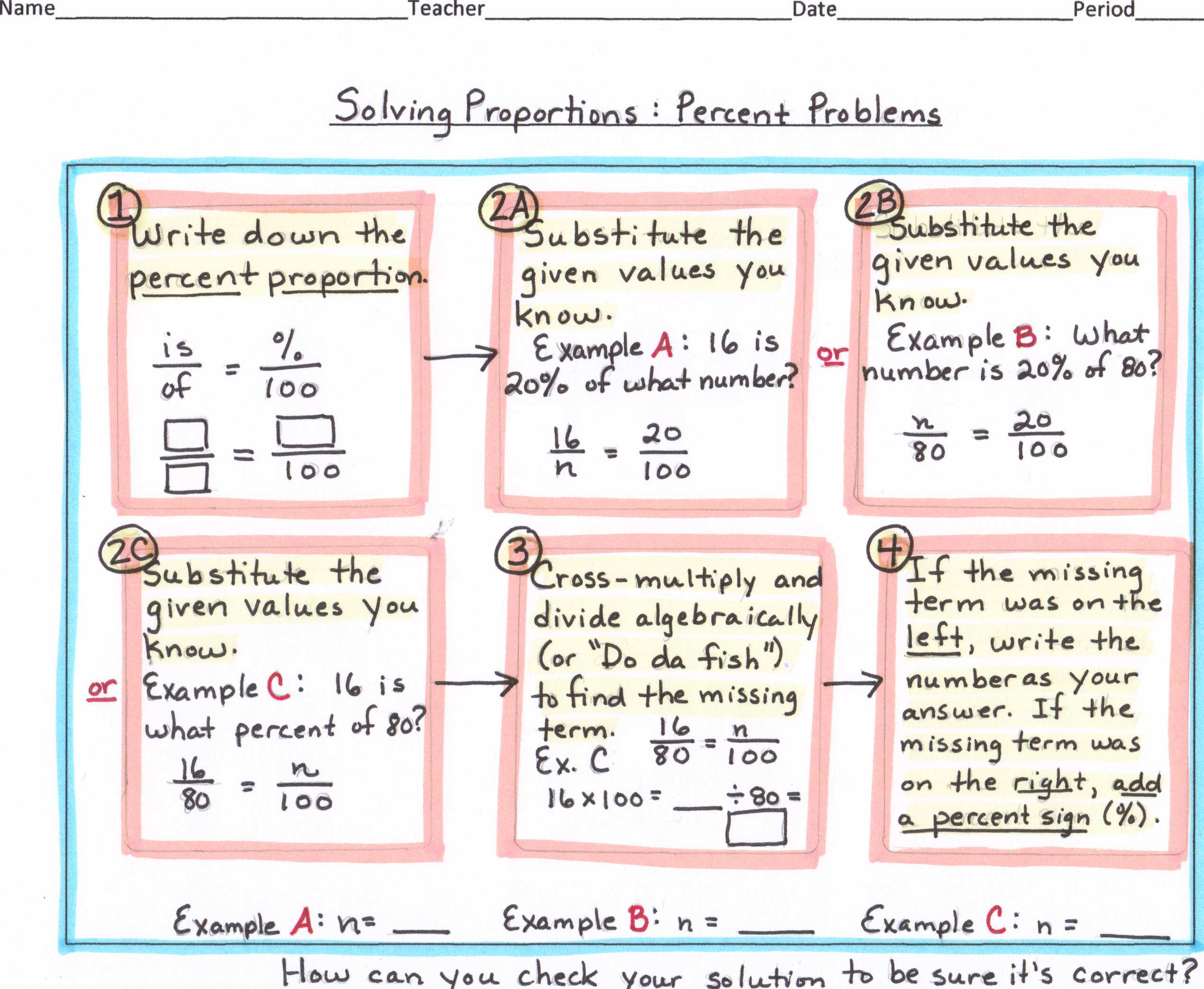 Solving Proportions Worksheet Answers Together With 7th