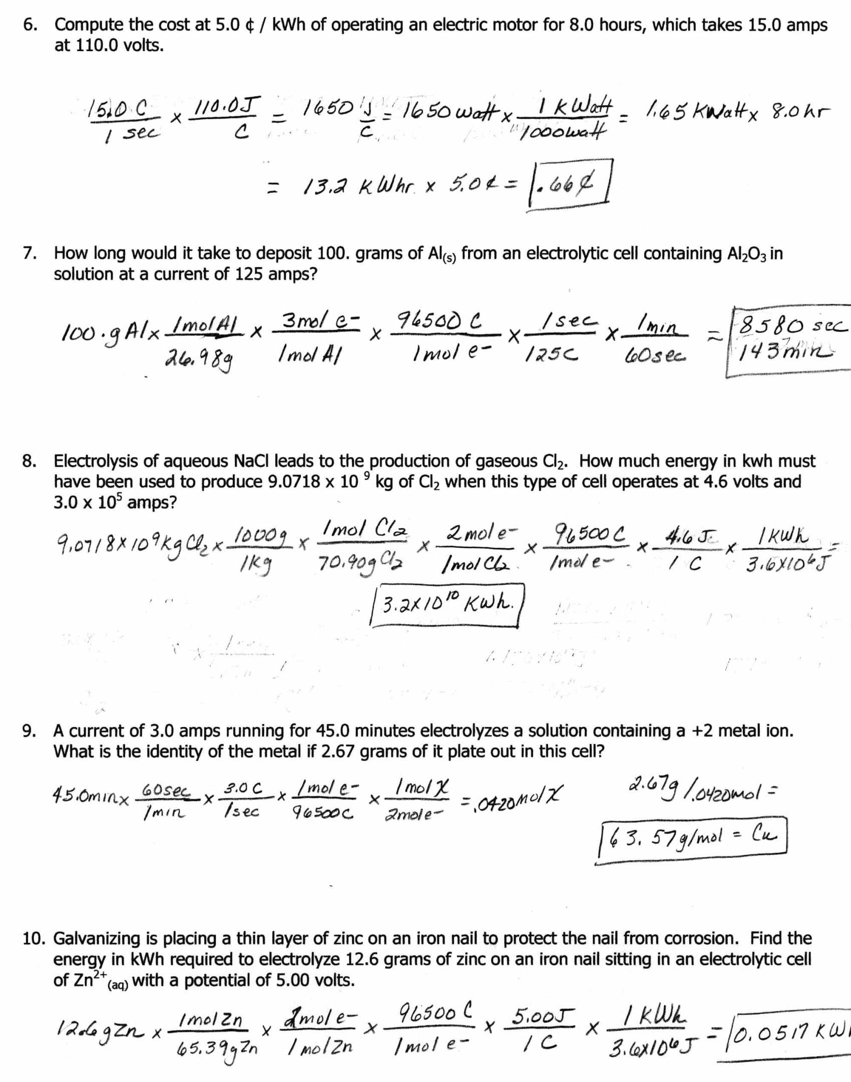 Worksheet Mole Mass Problems With Calculating Molar Mass