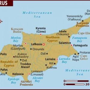 semestafakta-cyprus map