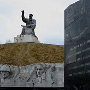 semestafakta-Memorial of military glory Ludchitsy Height