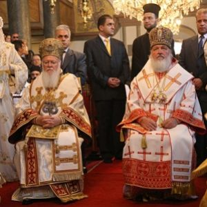 semestafakta-The Ecumenical Patriarch2