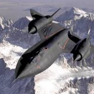 semestafakta-Lockheed SR-71 Blackbird
