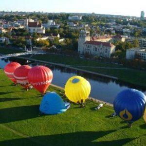 semestafakta-Vilnius balloon