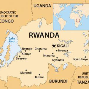 semestafakta-rwanda map