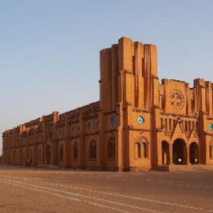 semestafakta-Our Lady of the Immaculate Conception Cathedral in Ouagadougou