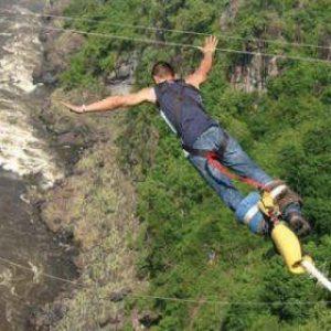 semestafakta-Bungee Jumping in zambezi river