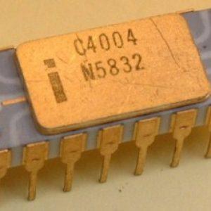 semestafakta-microprocessor intel 4004