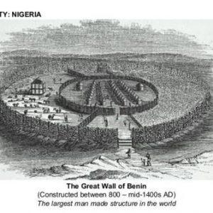 semestafakta-The Walls of Benin