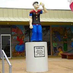 semestafakta-popeye statue