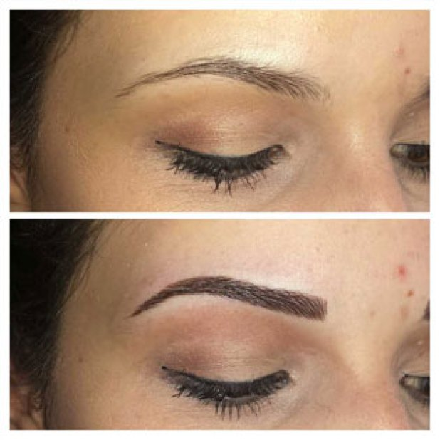 Semi Permanent Makeup Aftercare Cream Hairstly