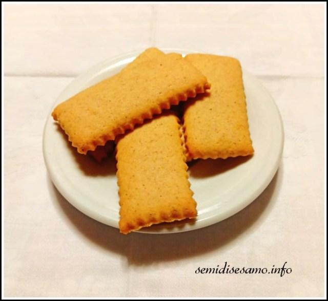 biscotti alla cannella senza burro e senza uova