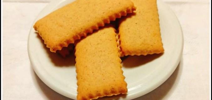 Biscotti alla cannella senza burro e senza uova 2