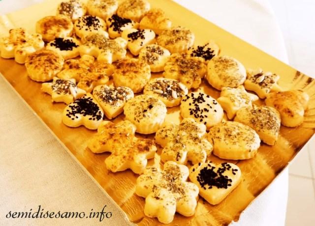 biscotti salati mille gusti senza uova