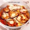 Parmigiana di melanzane in padella non fritta 1