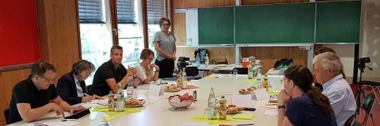 P3DiG Gruppendiskussion Medienbildung Seminar Nürtingen