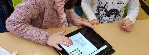 Digitales Buchstabenbuch
