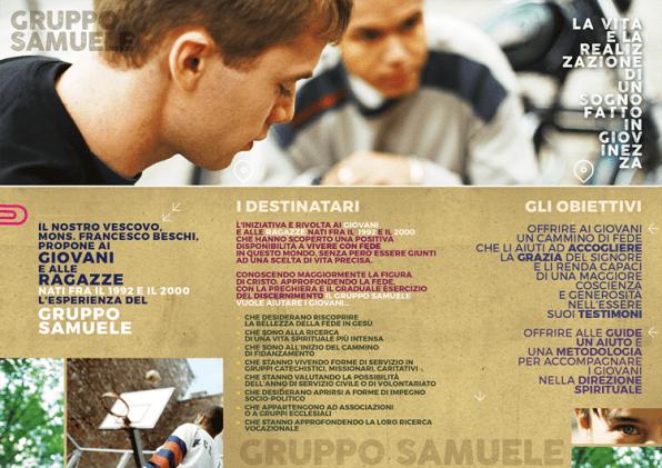 Volantino gruppo samuele 1