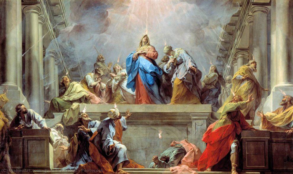 Espírito Santo: a Verdade que liberta o homem de seus pecados e o conduz a vida nova em Cristo.