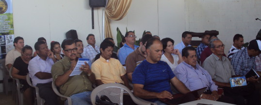 SENDAS Continuing Education Workshop Presented by Videconference for Educators in the North District of Costa Rica is a Success
