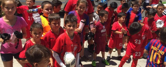 CALL Students from MNU Donate Soccer Supplies in Costa Rica