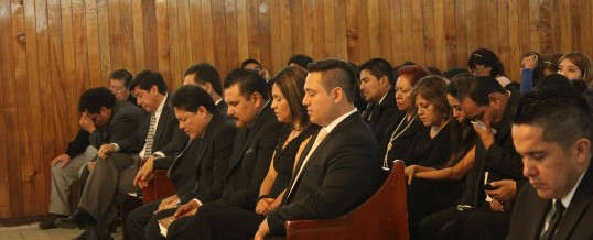 SENDAS and the Nazarene Churches in Mexico Celebrate First Ever Graduations from the Diploma in Youth Ministry Program