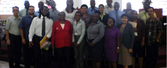 SENDAS Provides Video Conference Training to Caribbean Nazarene College