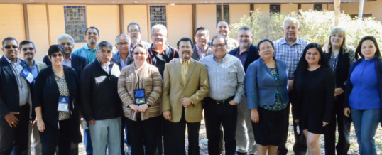 SENDAS Participates in the Fourth Global Theology Conference