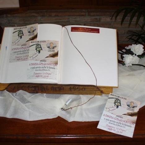 """2014.04.08 – """"I Due Re"""" di Marco Biolchini alla Biblioteca Mabic, Maranello (Mo)"""