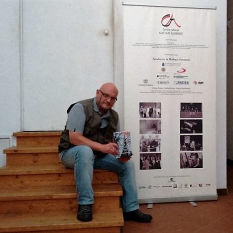 """2016.10.30 – """"Soglie"""" alla Libreria Ubik (Mo)"""