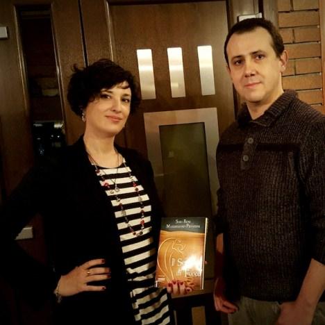 2016.12.16 – Assemblea dei soci  alla Libreria Ubik con cena sociale alla Trattoria Carducci (Mo)