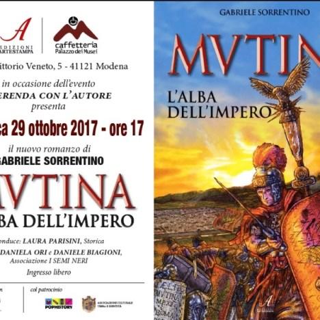 """Su """"La Gazzetta di Modena"""" l'incontro poetico del 7 novembre"""