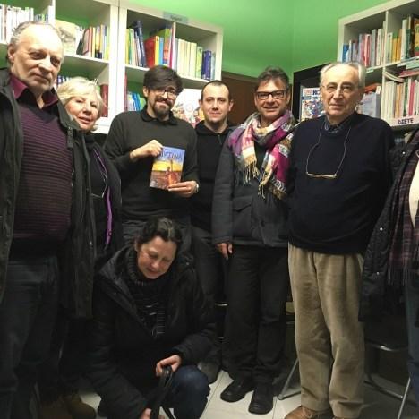 """Il Laboratorio XOmegaP presenta """"I ribelli di Nuova Europa"""""""