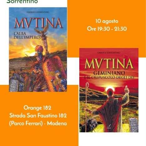 Gallery Aperitivo con Mvtina