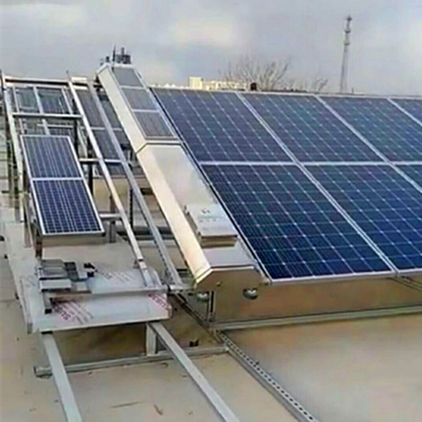 2000mm Solar Panel Cleaning Robot